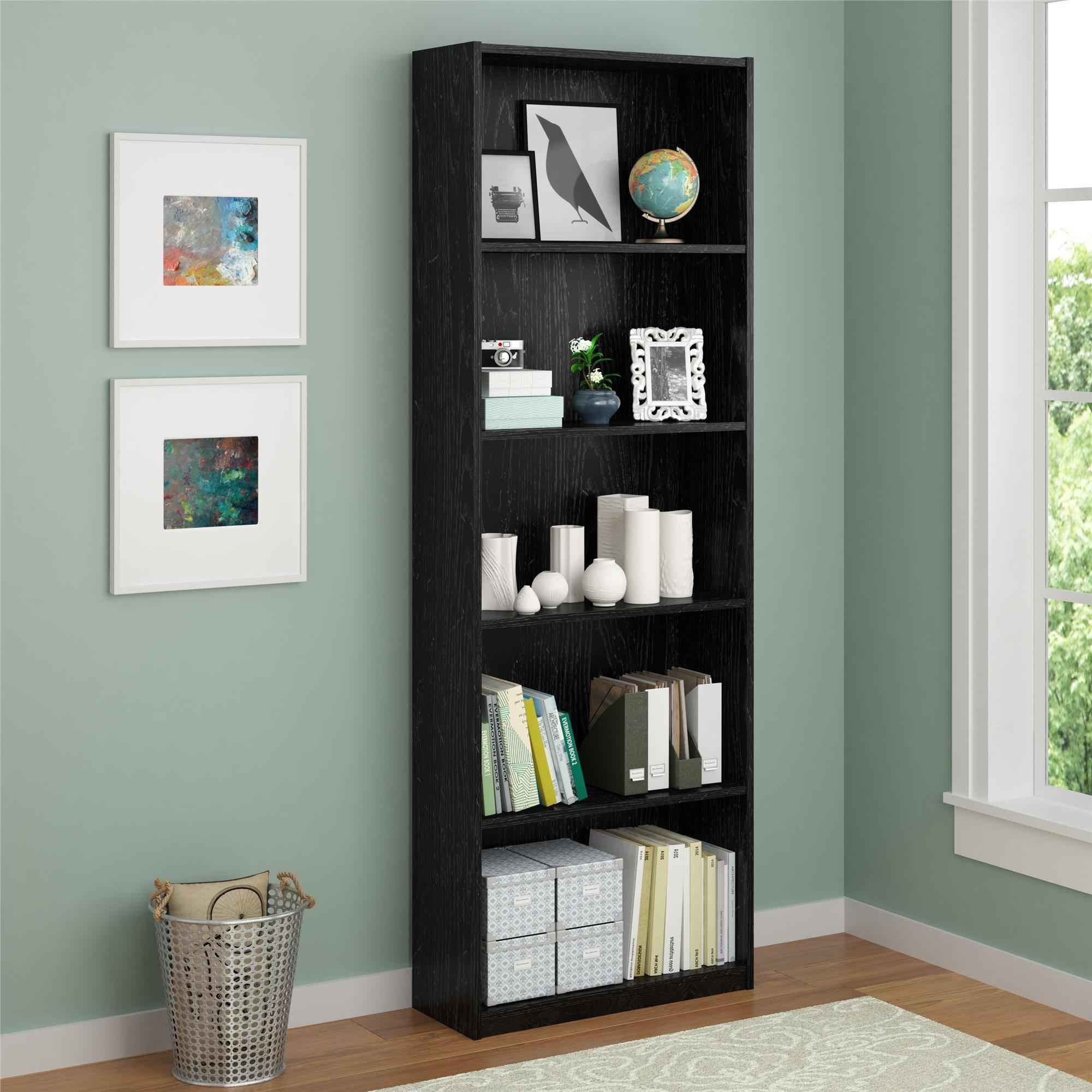 Drawn bookcase teenage 5  Multiple Ameriwood com