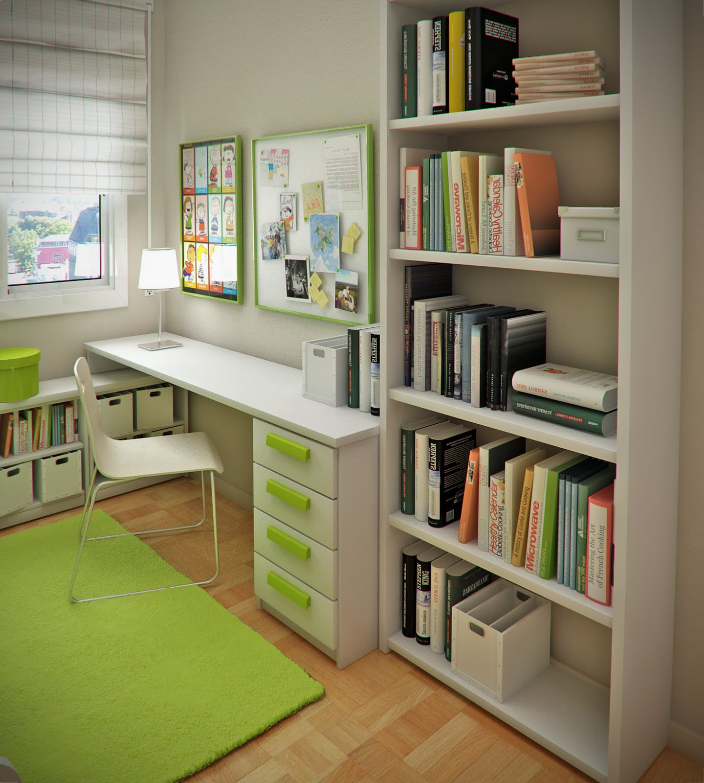 Drawn bookcase teenage For Furniture Ideas Office Computer
