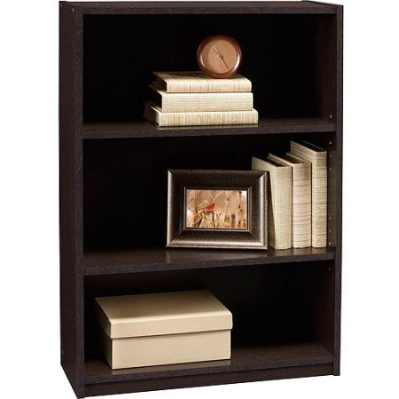 Drawn bookcase virtual Ameriwood Walmart Multiple  Bookcase