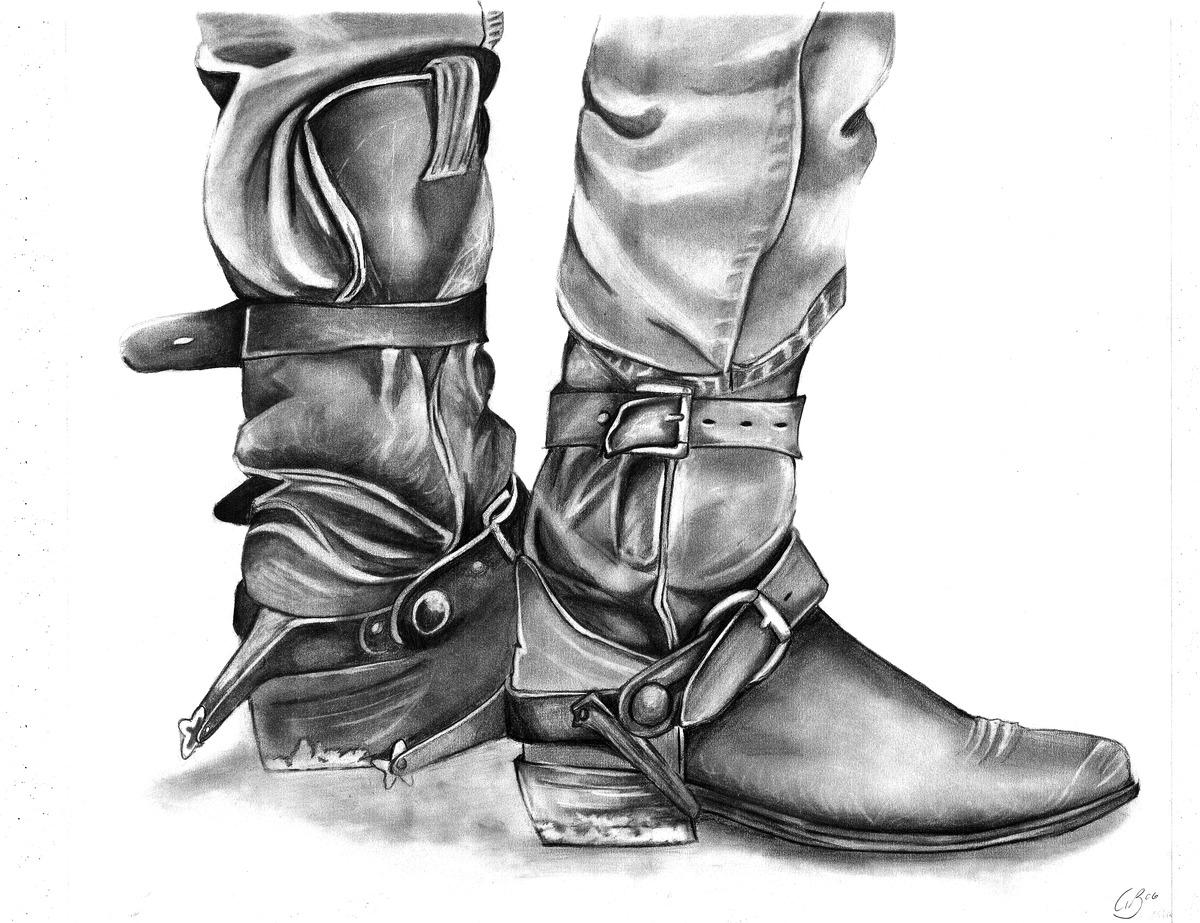 Drawn boots cartoon Boots Amanda Drawing Archinect Work