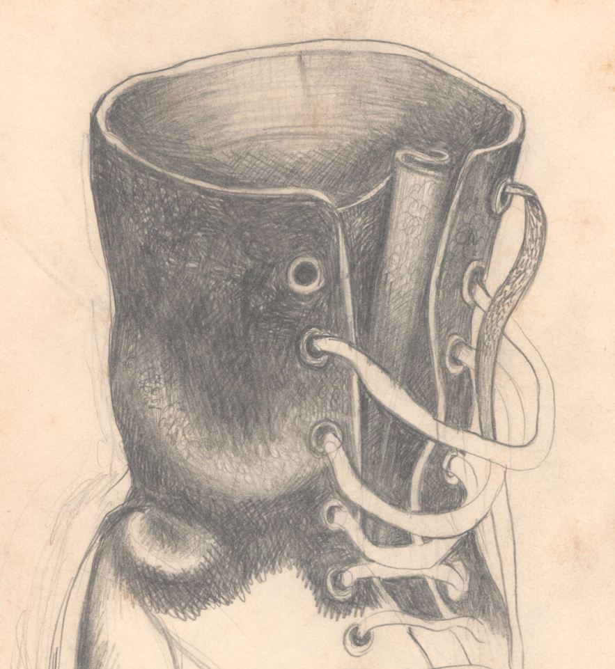 Drawn boots army SADF of and Military –