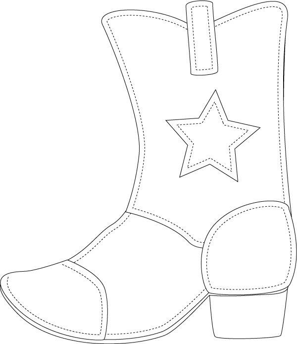 Drawn boots cowboyboot Photo Cowboy Cowboy best ideas