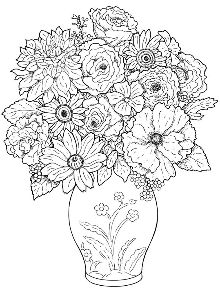 Drawn bouquet realistic Pages best pages Pinterest on