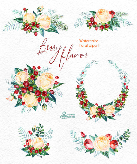 Ukulele clipart floral This Flavor and Like Bouquets