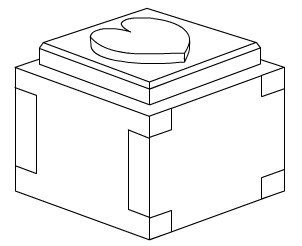 Drawn box square The type could much dovetail