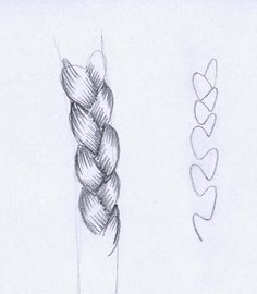 Drawn braid By on How Find to