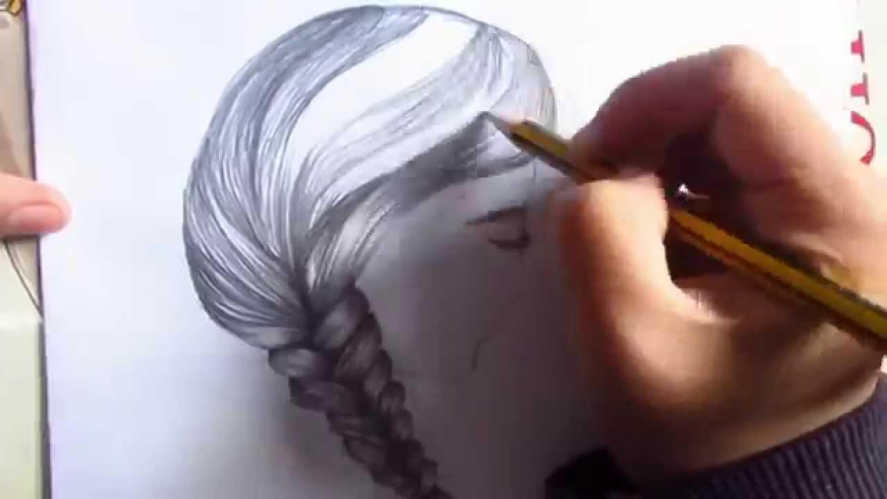 Drawn braid fishtail braid Braid to How YouTube braid