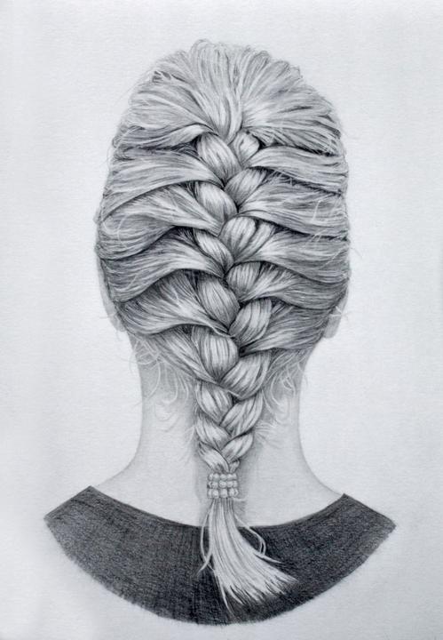 Drawn braid french braid  Jim by Hair BRAID