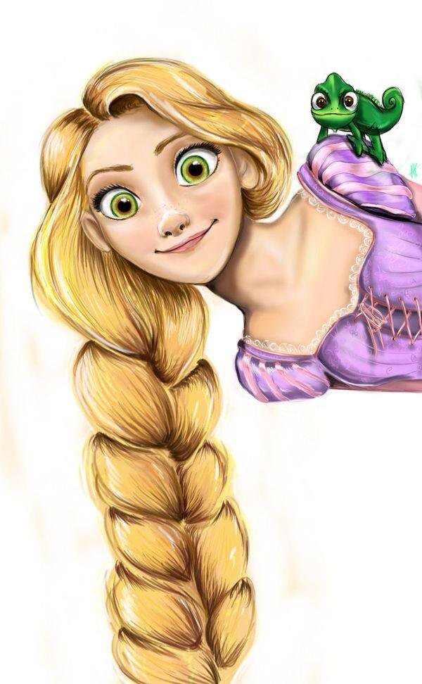 Drawn braid rapunzel Followed (@PrincessPunzie2) Rapunzel Rapunzel Twitter
