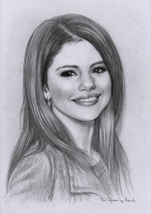 Drawn braid selena gomez Gomez Selena Gomez This a