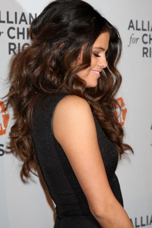 Drawn braid selena gomez Thick Selena Long 20 thick