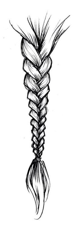 Drawn braid simple This Best braid Techniques/ on
