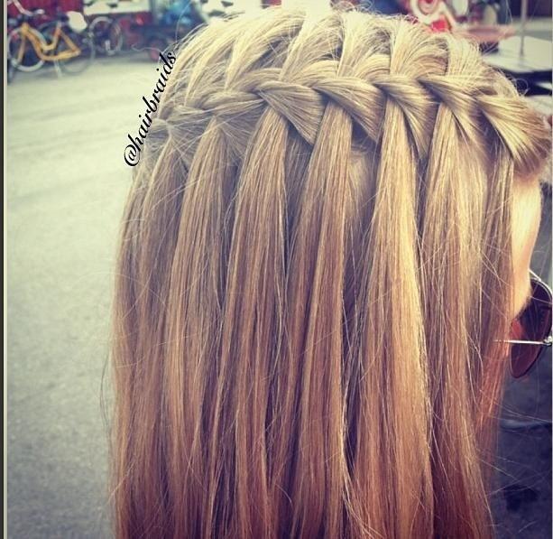 Drawn braid straight hair Hairstyles: Hair Straight French Braid
