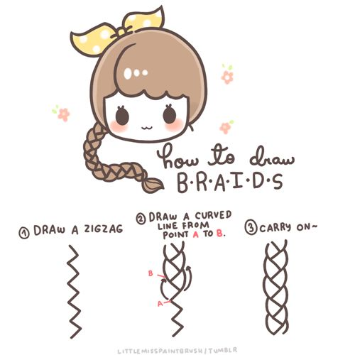 Drawn braid twin On best 48 Pinterest images
