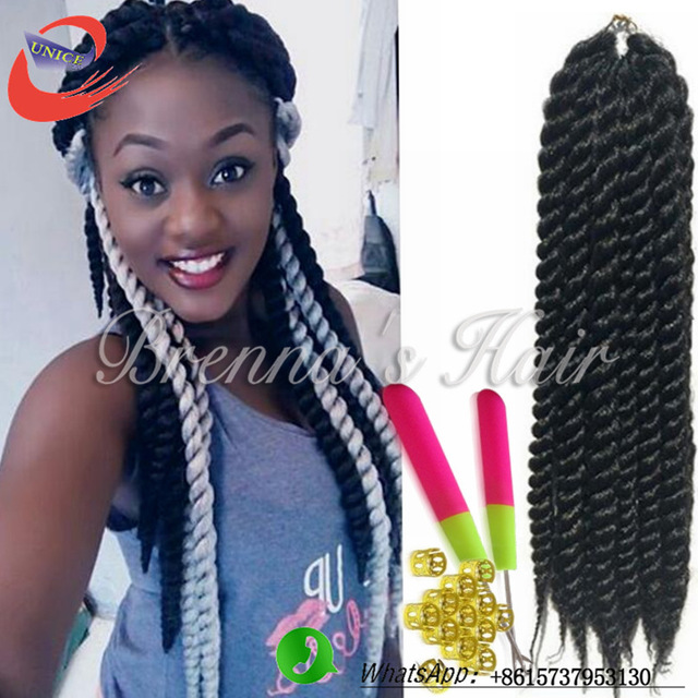 Drawn braid twist Crochet crochet color  twist