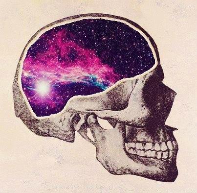 Drawn brain art #14