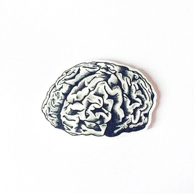 Drawn brain human body #9