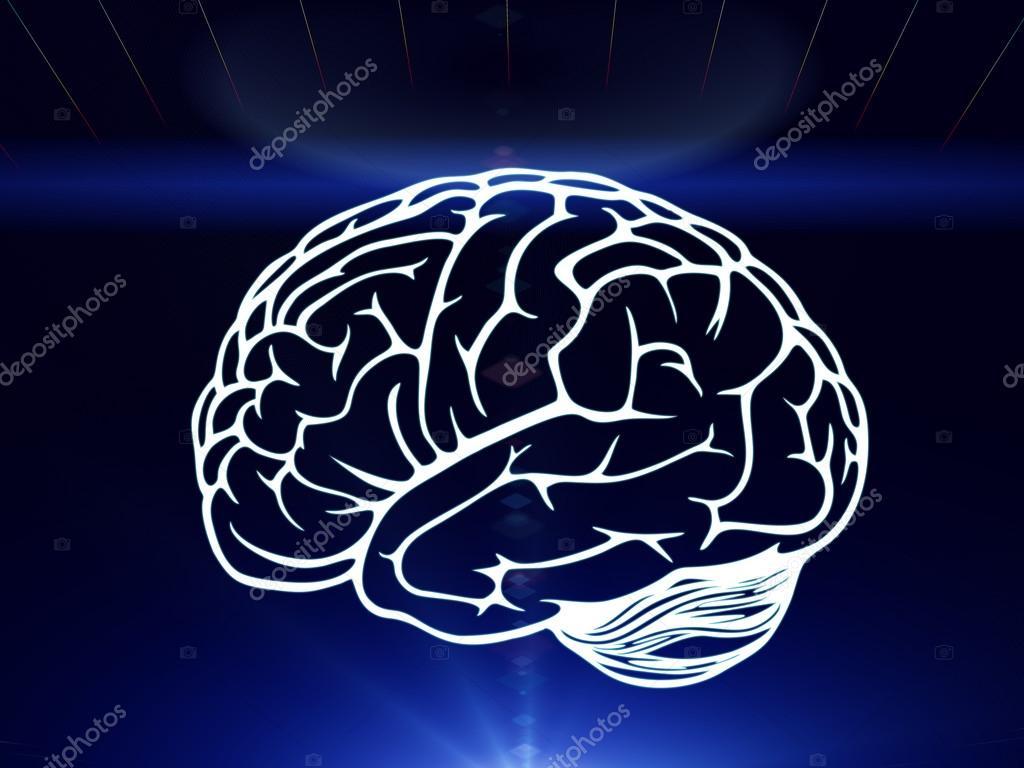 Drawn brain human body #8