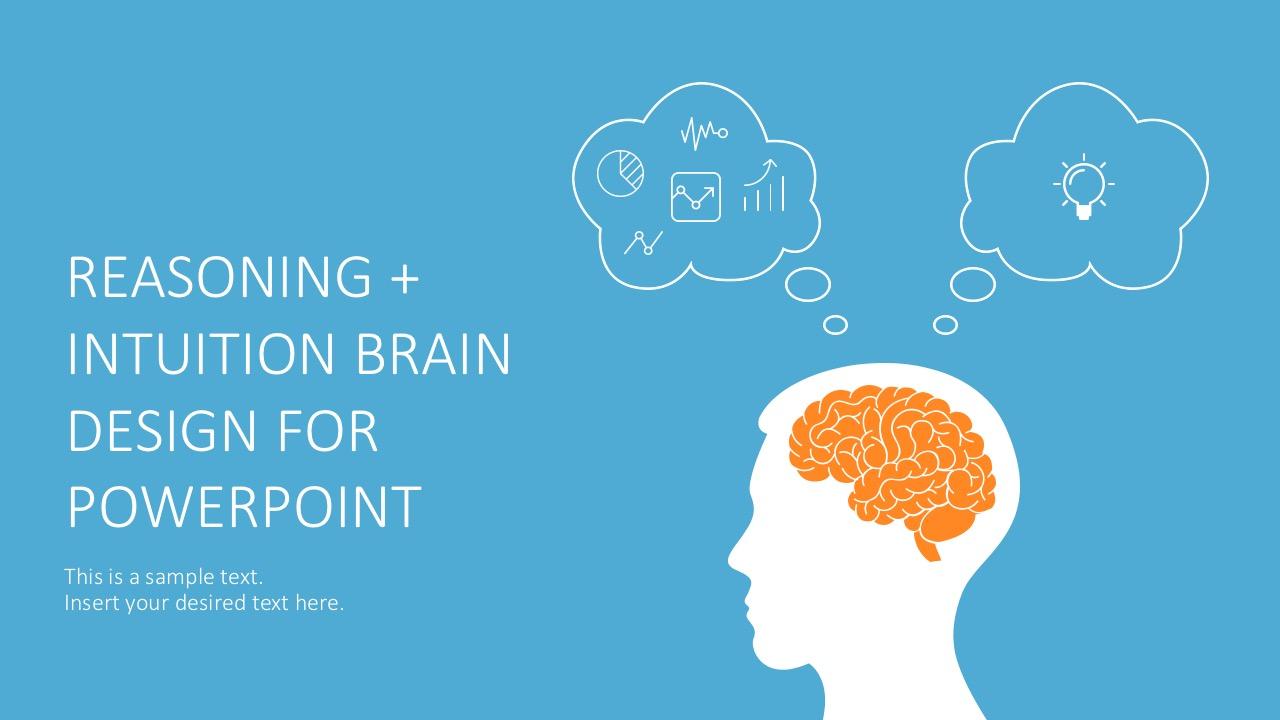 Drawn brain right brain #15