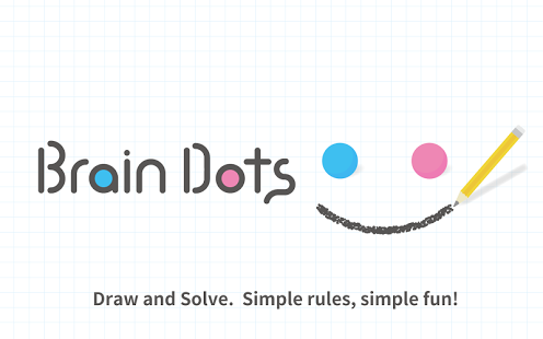Drawn brain simple Screenshot Dots Apps Dots Play