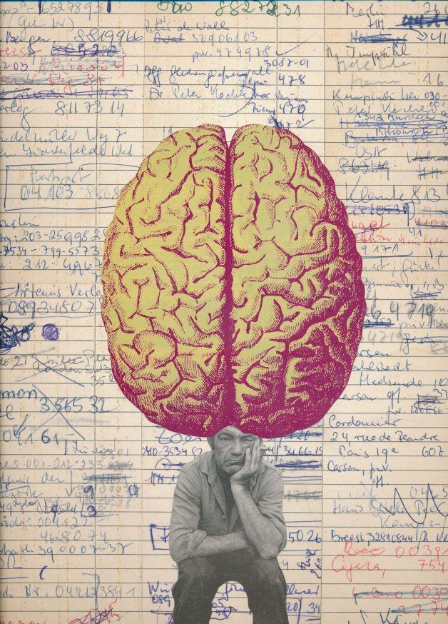 Drawn brain smart On more Find Brain art