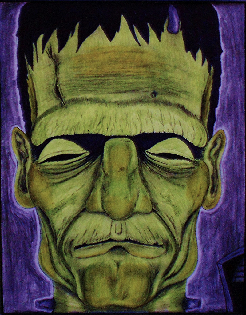 Drawn brains dr frankenstein Well) Mister Best reanimated frankenstein