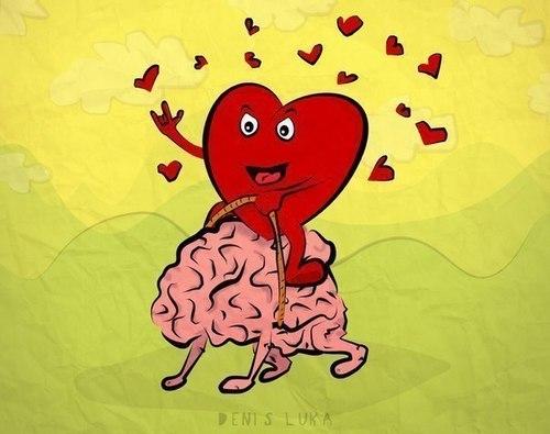Drawn brains heart brain Brain Find hearts brains this