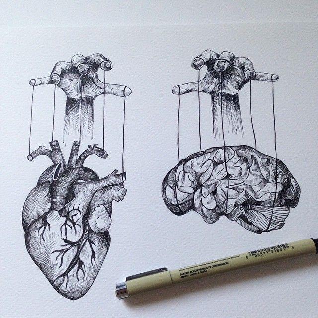 Drawn brains tumblr transparent On vs 25+ Pinterest manipultaes?