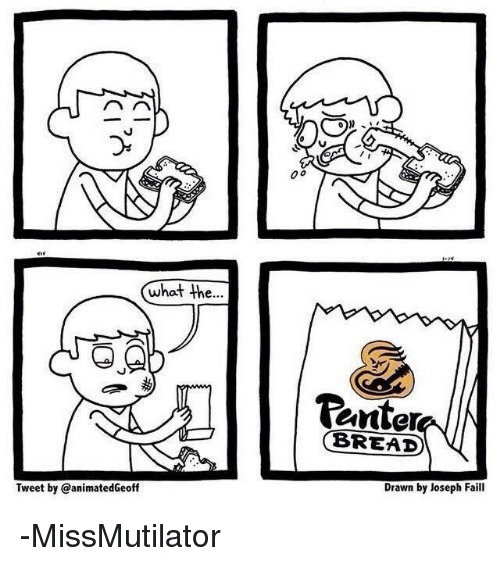 Drawn bread animated What Tenter Joseph Memes