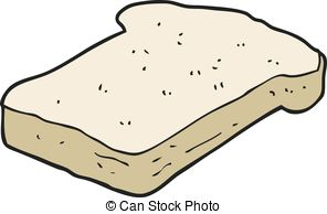 Bread clipart drawn Of slice Slice slice of
