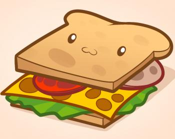 Drawn pizza Hellokids to Sandwich a How