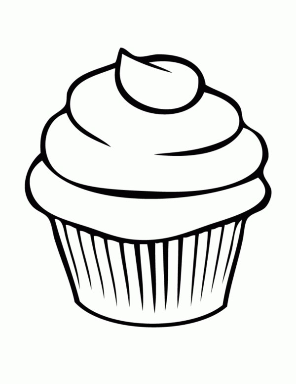 Frosting clipart black and white Bakery tags 7 Pages name