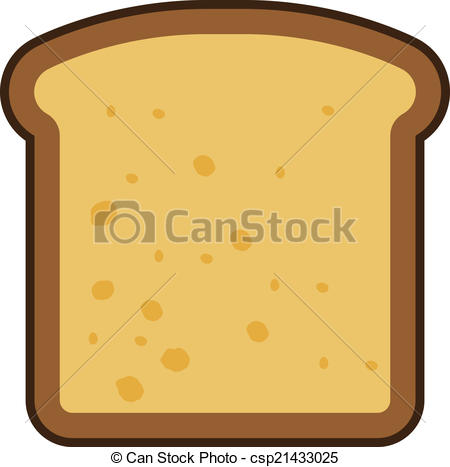 Bread clipart drawn Full Coloring Of Pages Csp21433025jpg