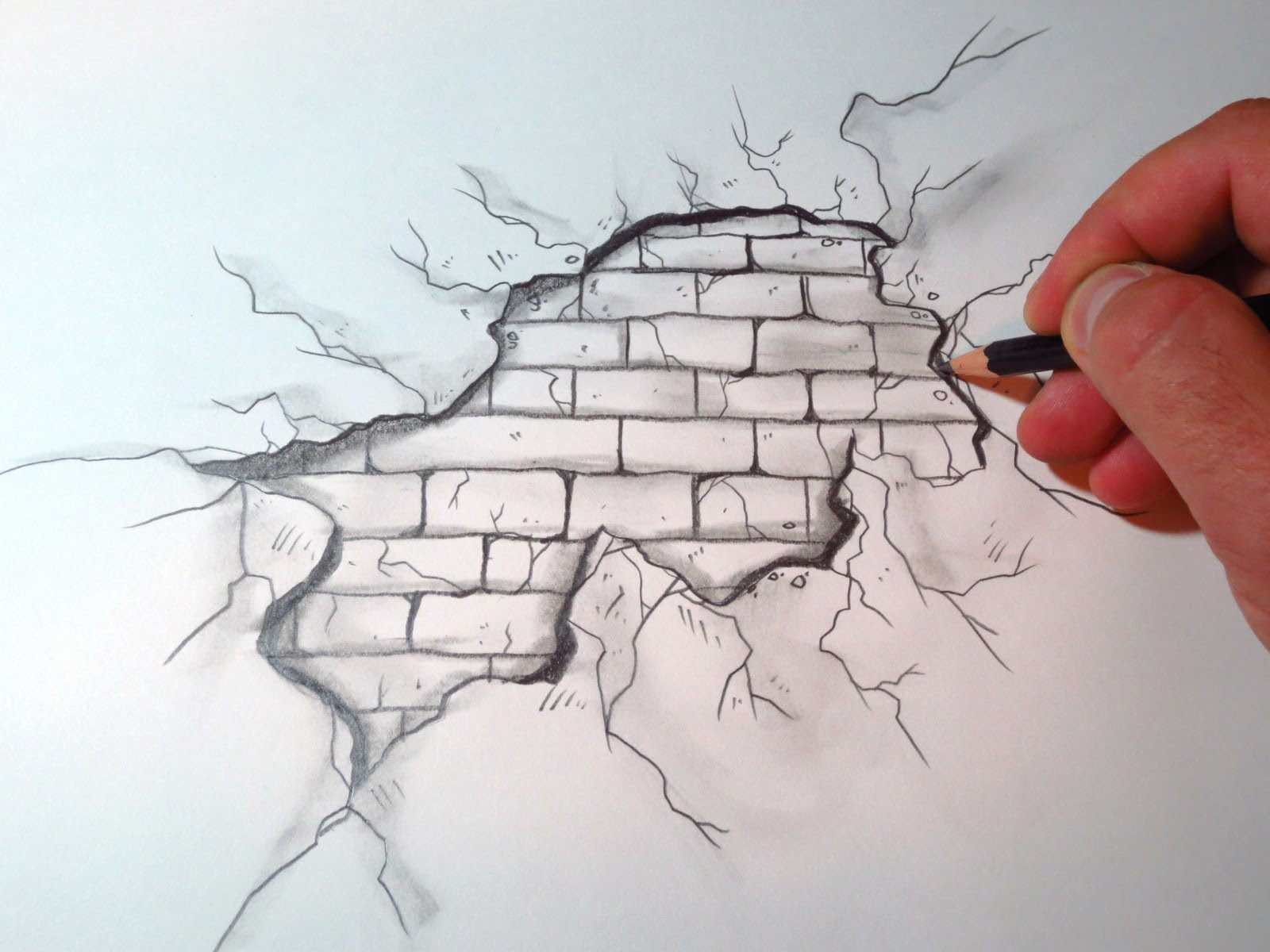 Drawn wall YouTube To A Original) Wall