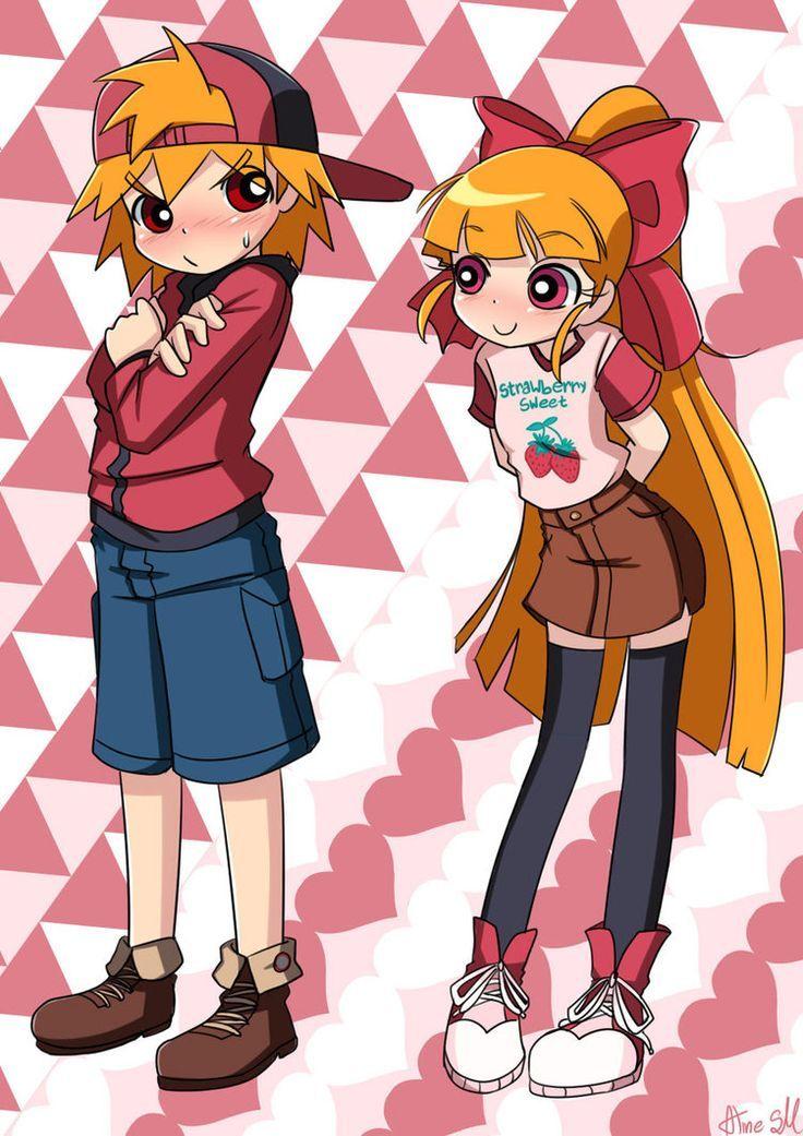 Drawn brick anime DeviantART on and rrbz girls