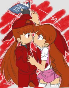 Drawn brick anime Anime brick girls Buscar Pinterest