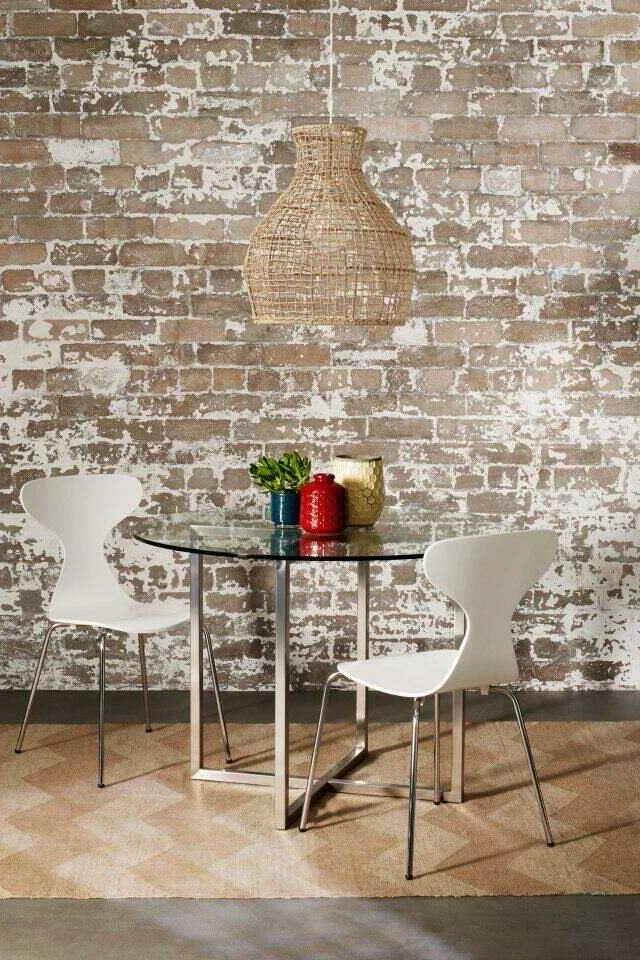 Drawn brick distressed Distressed Brick Wall paint: ways