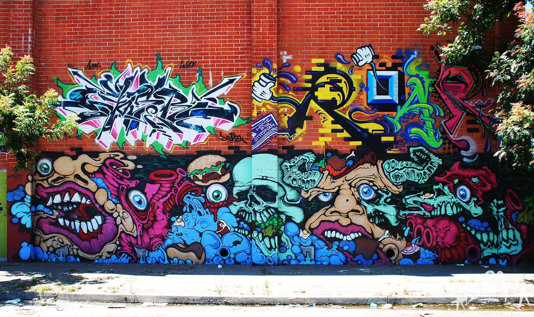 Drawn brick graffito brick wall Com/search?q=brick wall google  google