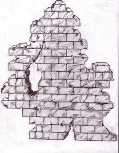 Drawn brick tatto DrawingsBrick Teamroom13 Tattoo tattoo for