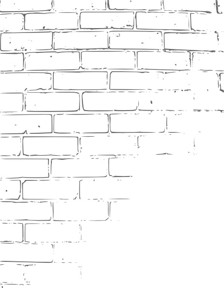 Drawn brick wall art A Teamroom13 clip Tattoo tattoo