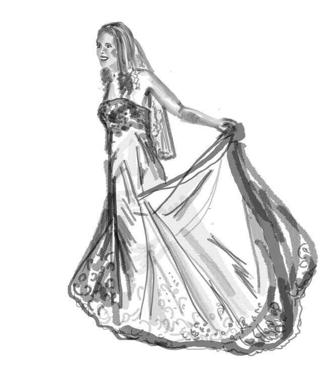 Drawn bride Blog The bride bride original