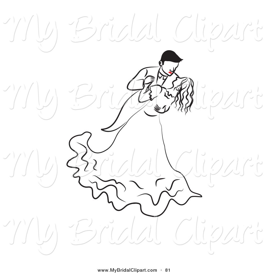 Zombie clipart bride and groom Bride Red Drawn Clipart Clipart