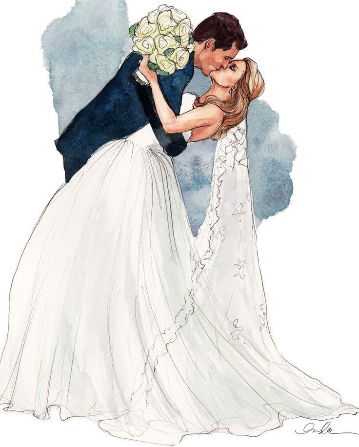 Drawn bride bridal 7 drawing Wedding Bride on