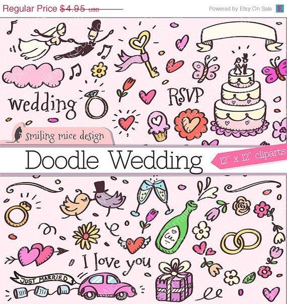 Drawn bride doodle Doodle hand wedding wedding Wedding