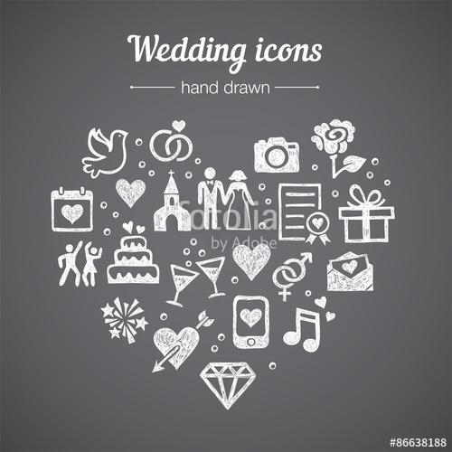 Drawn bride marriage Hand rings set  wedding