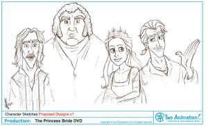 Drawn bride princess Princess Bride DeviantArt Kami by