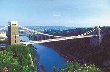 Drawn bridge isambard kingdom brunel Bridge Kingdom Isambard Brunel Clifton