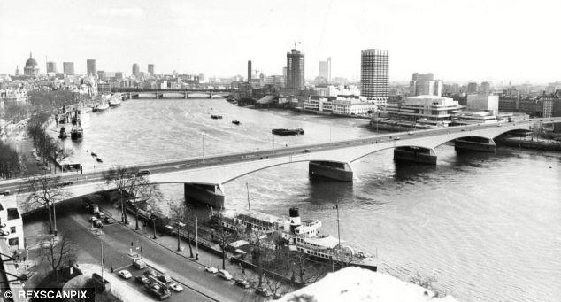 Drawn bridge london waterloo Have Bridge: lost bridge that