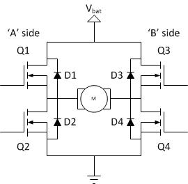 Drawn bridge schematic Image – Circuits Modular Basics