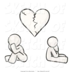 Drawn hearts design drawing Of Search white Design and